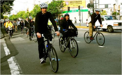 2007 SF Bike to Work Dayより