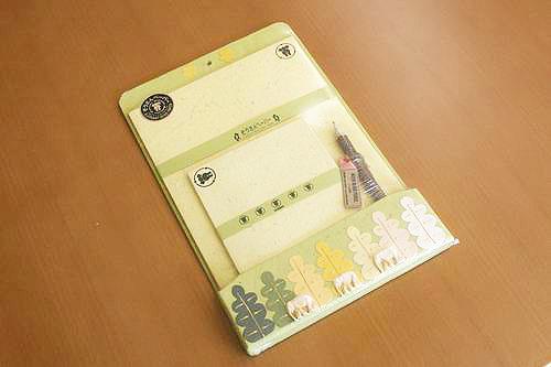 greenz.jp/グリーンズ ぞうさんペーパーのレターセット