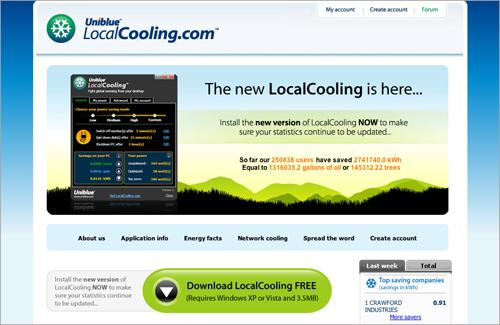 Local Cooling