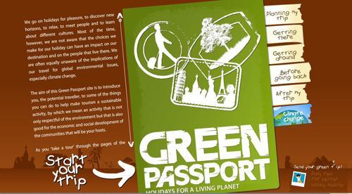 グリーンパスポート