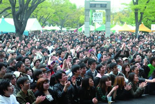アースデイ東京2008