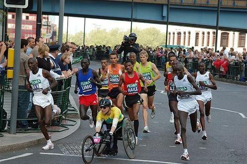 greenz/グリーンズ ロンドンマラソン