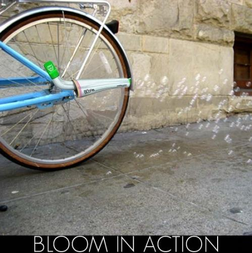 Bloom : peddling green by Society Creative llc