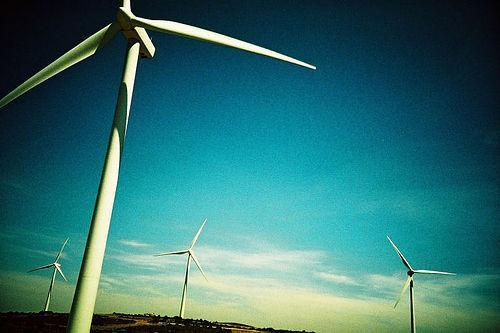 greenz/グリーンズ スペインの風力発電