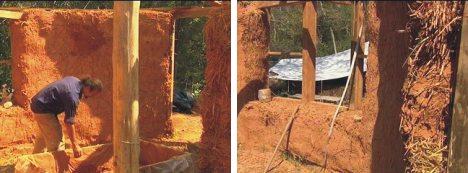 greenz/グリーンズ straw bale house