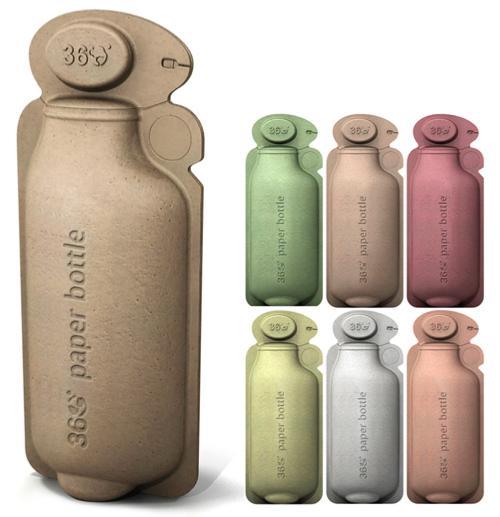 greenz/グリーンズ 360 Paper Bottle