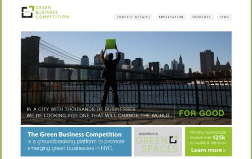 greenz/グリーンズ green business competition