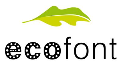 greenz/グリーンズ ecofontロゴ