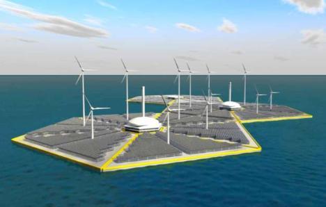 Courtesy Energy Island