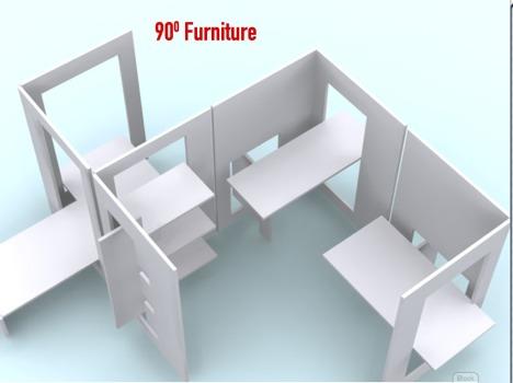 greenz/グリーンズ 90 degree furniture