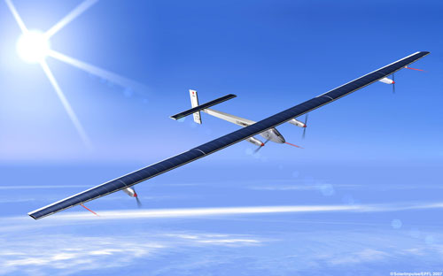 Copyrighted by Solar Impulse/EPFL Claudio Leonardi. All Rights Reserved.