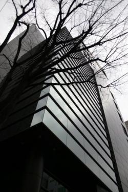 greenz/グリーンズ 紙パルプ会館ビル外観