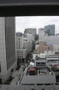 greenz/グリーンズ 紙パルプ会館ビル屋上