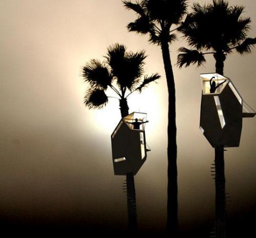 ecocoons: Copyright © 2008 Mathieu Collos (designboomホームページより抜粋)