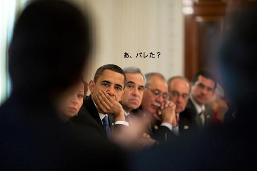 greenz/グリーンズ obama