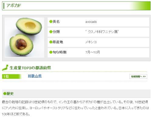 greenz/グリーンズ vegiee_avocado
