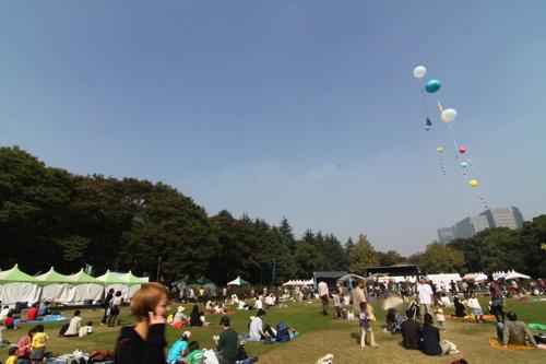 土と平和の祭典2009