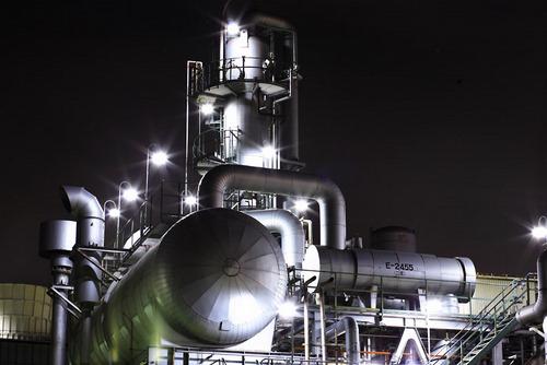 greenz / グリーンズ 石油コンビナート