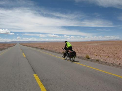 Cycling Tour in American Continent: Copyright(C)2009 Ride for Climate, All rights reserved.