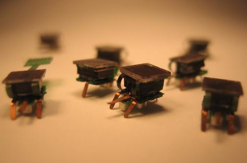 Solar Microbot: Copyright(C)2010 Karlsruhe Institute of Technology, All rights reserved.