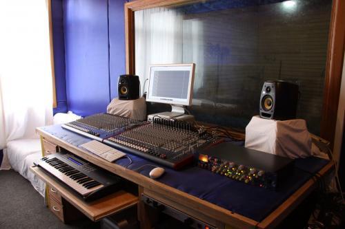 Recording Studio:
