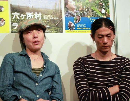 greenz/グリーンズ ミツバチ・インタビュー2