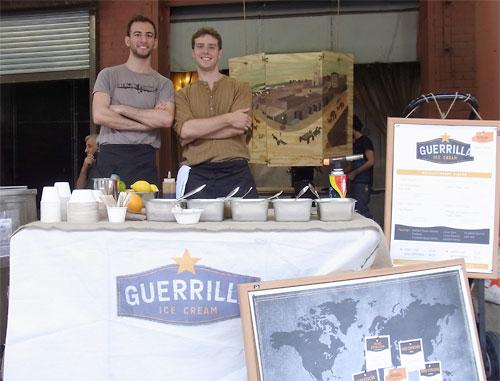 greenz/グリーンズ Guerrilla Ice Cream