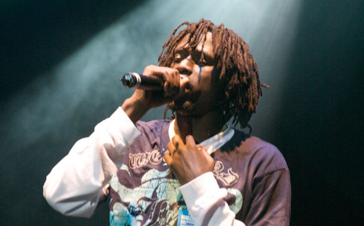 Emmanuel Jal: Creative Commons. Some rights reserved. Photo by jystewart