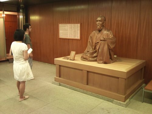 畠山記念館創設者・畠山一清さん(1881-1971)