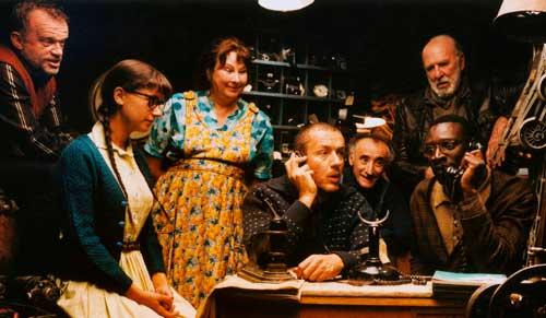 2009 ©EPITHETE FILMS –TAPIOCA FILMS –WARNER BROS. PICTURES –FRANCE 2 CINEMA -FRANCE 3 CINEMA