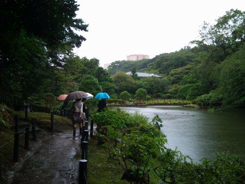 新江戸川公園(細川家庭園)