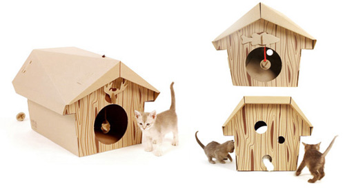 Loyal Luxe Cat House
