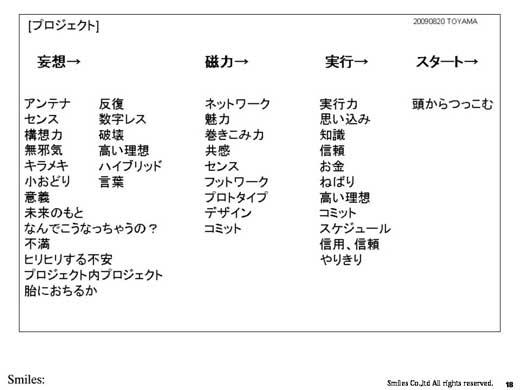 greenz/グリーンズ green drinks tokyo 201104 PASS THE BUTTOM 2
