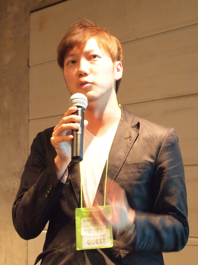 greenz/グリーンズ green drinks tokyo 201104 カズワタベさん