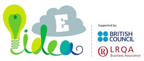 E-idea コンペティション ロゴマーク