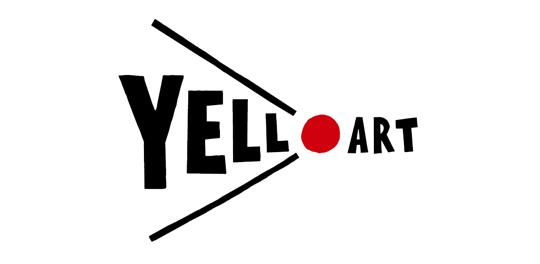 YELL ARTチャリティ壁紙