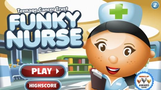 greenz/グリーンズ Funky Nurse