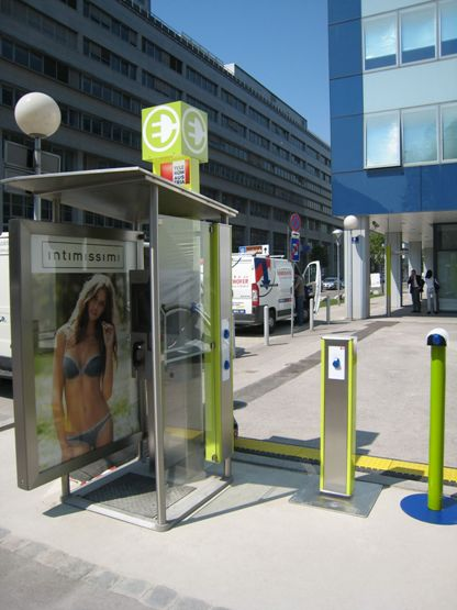 greenz/グリーンズ recycle-phone-booths