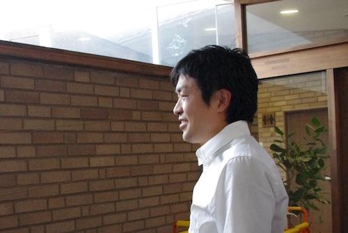 「まちの保育園 小竹向原」代表の松本理寿輝さん