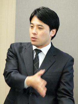 北島昇さん