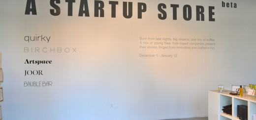 aStartup store