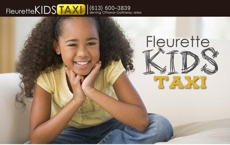 Fleurette Kids Taxiの公式ウェブサイト