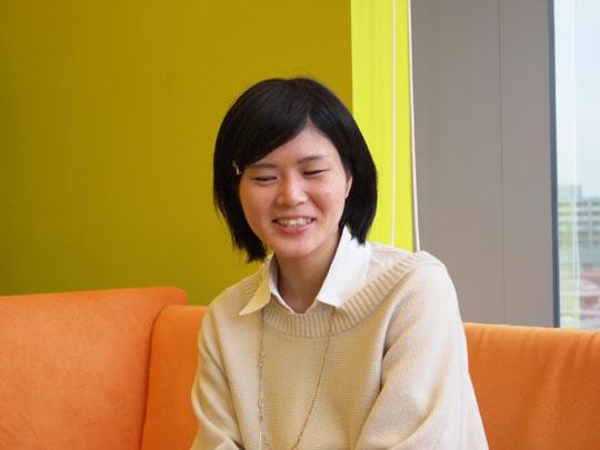 長山悦子さん