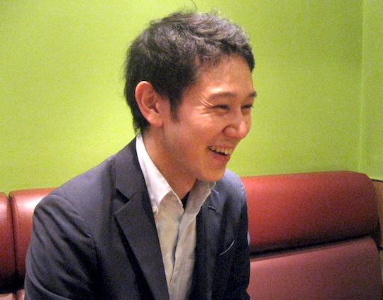 「途上国にある「壁」を取り払っていきたいと語る藤井健さん