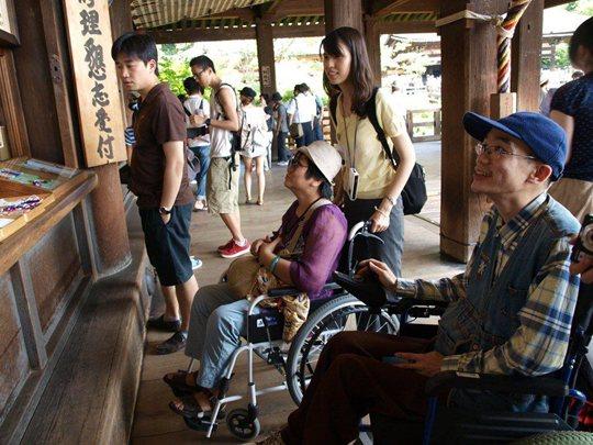 京都のお寺へご案内。バリアフリー情報はすべて事前チェック済みです。