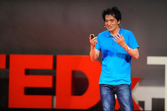 TEDxTokyo Takashi Ikegami