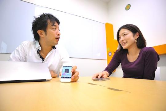 monstar.chのプロジェクトメンバー(左が代表いな川さん、右が浅野さん)