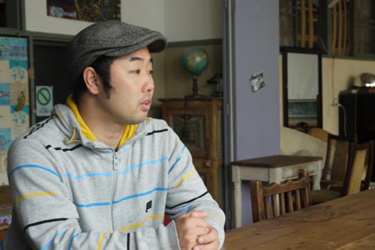株式会社武蔵野映画社の代表・松江勇武さん