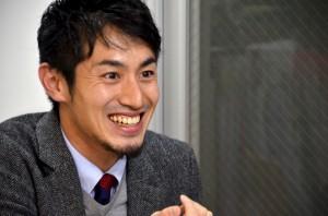 HITOYOSHI社長が「目を見て決めた」という、きらきらした眼差しがすてきな山田さん。