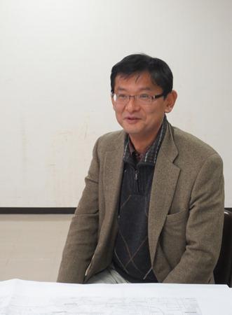 株式会社JR中央ラインモールの鈴木さん
